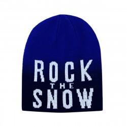Mütze Beanie ROCK THE SNOW...