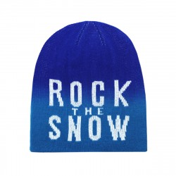 Mütze Beanie ROCK THE SNOW...