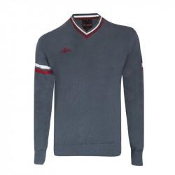 Herren Club - Pullover - Grau