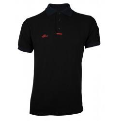 Herren Poloshirt - Schwarz