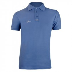 Herren Poloshirt - Blau
