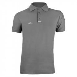 Herren Poloshirt - Grau