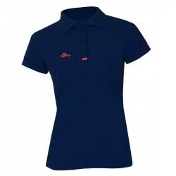 Damen Poloshirt - Dunkelblau