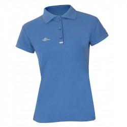 Damen Poloshirt - Blau