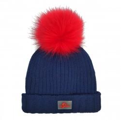 Mütze Beanie STRICK -...