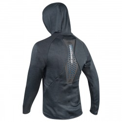 FULL ZIP HOODY SHIRT MEN