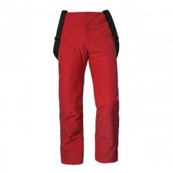 Herren Ski Pants Bern1 - Rot