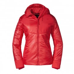 Thermo Jacke Boval L - Rot