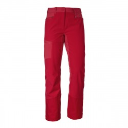 Damen Pants Madrisella L - Rot