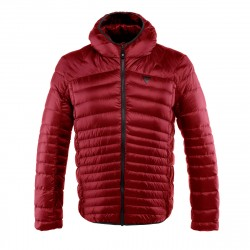 Packable Downjacket Man - Rot