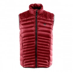 Packable Downvest Man - Rot