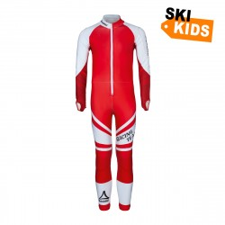 Kinder Race Suit2 K RT - Rot