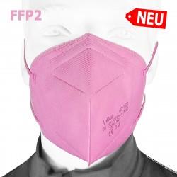 Bunte FFP2 Atemschutzmaske...