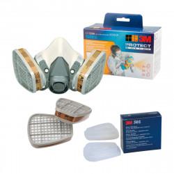 3M Atemschutzmasken - Set...