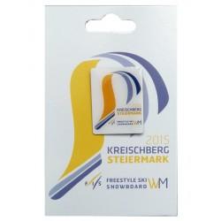 - 70% WM-Pin Kreischberg eckig
