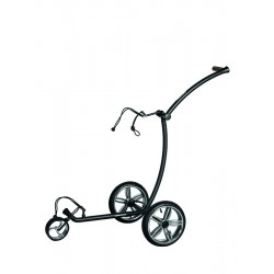 Air Push Trolley - Schwarz