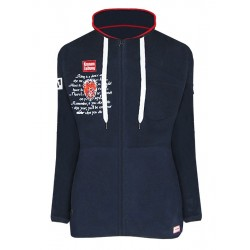 Logo Thermo Fleece Jacke...