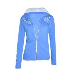 Sweaterjacke Snowstar - Blau