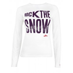 Damen Langarmshirt ROCK THE...