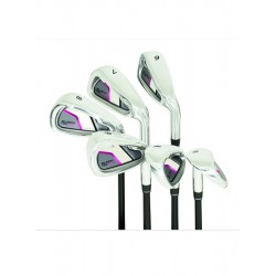 Black Tec Iron Set - Brombeere