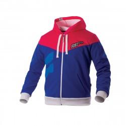 Tip Sweatshirt Blau/Pink